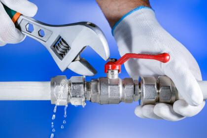 Reparación de fugas de agua